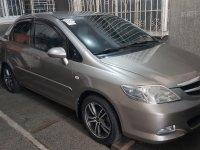 Sell Silver 2007 Honda City in Taytay