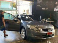 Grey Honda Accord 2009 for sale in Automatic