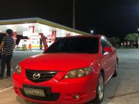Sell Red 2004 Mazda 3 in Los Baños