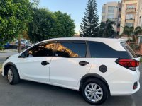 White Honda Mobilio 2016 for sale in Automatic