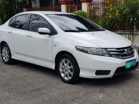 White Honda City 2013 for sale in Manila