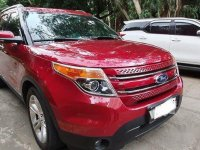 Sell Red 2014 Ford Explorer in Manila