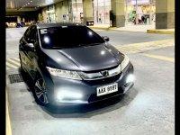 Selling Black Honda City 2014 Sedan at 34500 in Manila