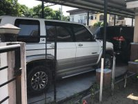 Selling White Isuzu Trooper 2003 in Manila