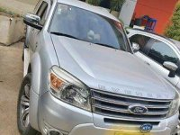 Silver Ford Everest 2013 for sale in Manila