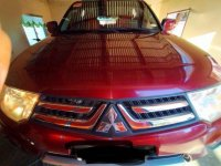 Selling Red Mitsubishi Montero 2015 in Quezon City