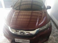Red Honda City 2016 for sale in Automatic