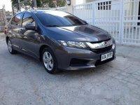 Sell Greyblack 2014 Honda City in Manila