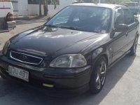 Black Honda Civic 1996 for sale in Mabalacat