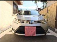 Sell White 2016 Toyota Vios Sedan in Quezon City