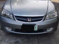 Selling Silver Honda Civic 2004 in Manila