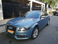 Sell Blue 2011 Audi A4 in Manila