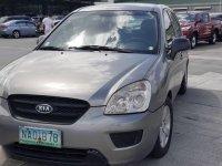 Selling Silver Kia Carens 2009 in Manila