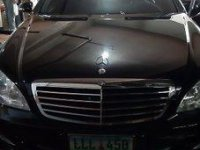 Black Mercedes-Benz S-Class 2009 for sale in Automatic