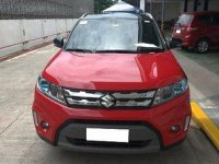 Sell Red 2018 Suzuki Vitara in Manila
