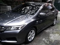 Black Honda City 2016 for sale in Automatic
