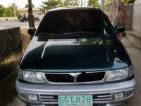 Green Mitsubishi Space Wagon 1998 Wagon (Estate) for sale in Digos