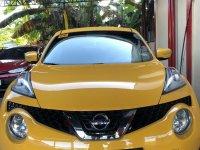 Yellow Nissan Juke 2018 for sale in Manila