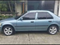 Blue Honda City 2000 for sale in Manual