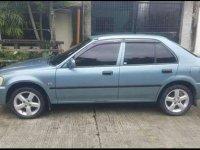Blue Honda City 2000 for sale in Manual