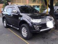 Black Mitsubishi Montero sport 2011 for sale in San Juan
