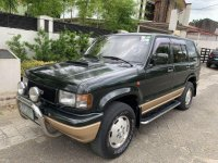 Green Isuzu Trooper 2004 for sale in Automatic
