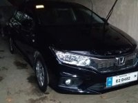 Black Honda City 2020 for sale in Manual
