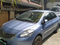 Selling Blue Toyota Vios 2013 in Baguio