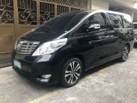Black Toyota Alphard 2011 for sale in Automatic
