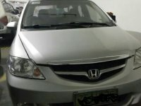 Gray Honda City 2009 for sale in Manila