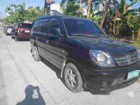 Selling Black Mitsubishi Adventure 2011 in Rizal