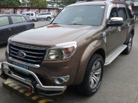 Brown Ford Everest 2012 for sale in Cagayan de Oro