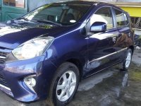 Sell Blue 2017 Toyota Wigo in Cagayan de Oro