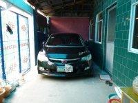 Sell Black 2006 Honda Civic in Binmaley