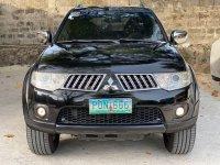 Black Mitsubishi Montero 2011 for sale in Quezon City