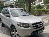 Silver Hyundai Santa Fe 2018 for sale in Manila