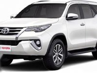 Selling White Toyota Fortuner 2016 in Parañaque