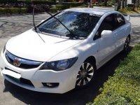 Sell White 2010 Honda Civic in Manila
