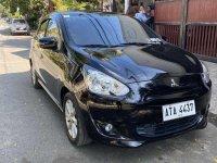 Sell Black 2015 Mitsubishi Mirage in Manila
