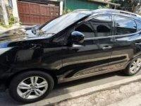 Sell Black 2012 Hyundai Tucson in Manila