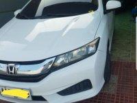 Sell White 2014 Honda City in Caloocan