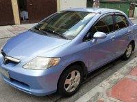 Blue Honda City 2003 for sale in Quezon