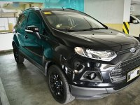 Black Ford Ecosport 2017 for sale in Makati