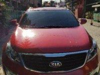 Selling Red Kia Sportage 2015 in Manila