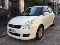 Sell White 2011 Suzuki Swift in Quezon
