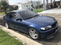 Sell Blue 2002 Bmw 3-Series in Nuvali, Sta. Rosa