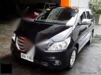 Black Toyota Innova 2015 for sale in Manila
