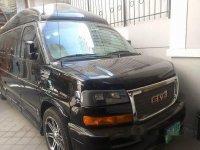 Selling Black Gmc Savana 2012 Automatic Gasoline
