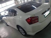 Pearl White Honda City 2013 for sale in Manila