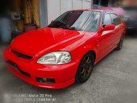 Selling Red Honda Civic 2000 in Pasay